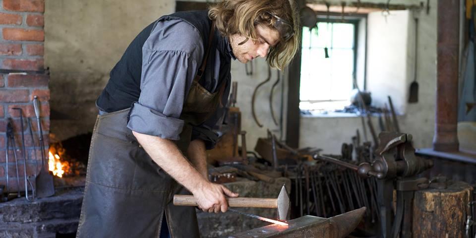 Workshop: Blacksmithing, Crafting a Letter Opener