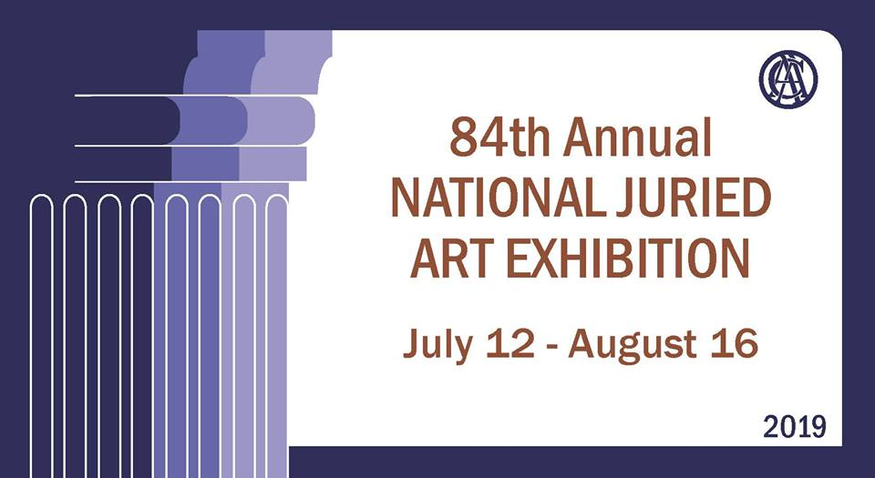 The 84th Annual National Juried Art Exhibition