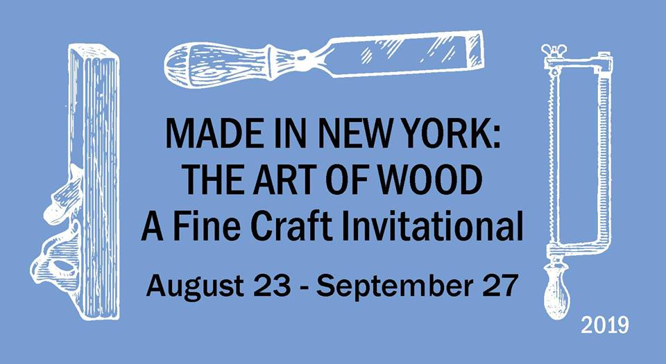 Made in New York: The Art of Wood