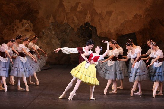 Bolshoi Ballet in Cinema: Giselle