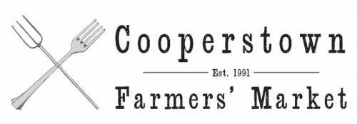 We are a vendor at the Cooperstown Saturday Farmers' Market