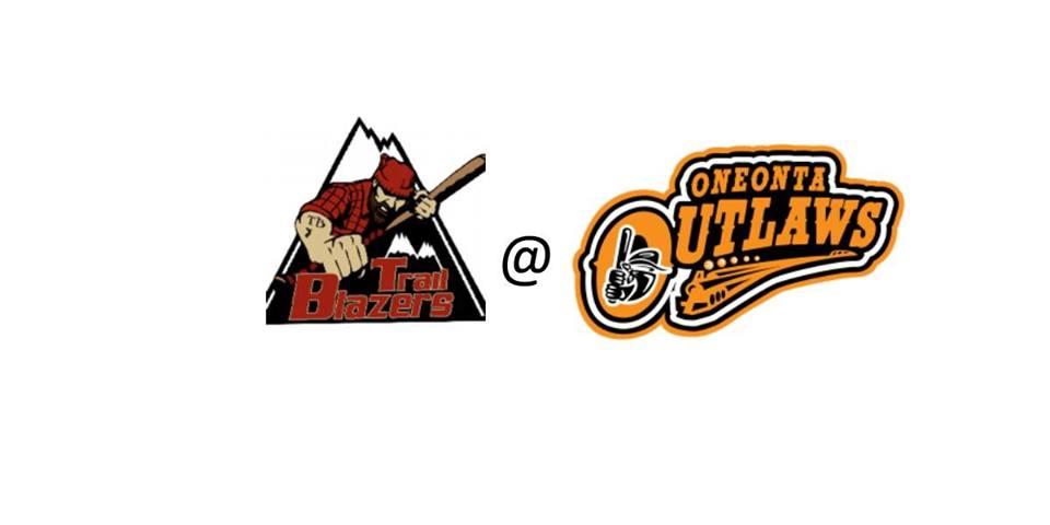 Adirondack Trailblazers vs. Oneonta Outlaws