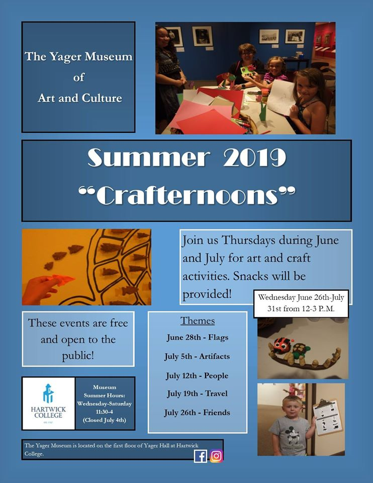 Summer Crafternoons!
