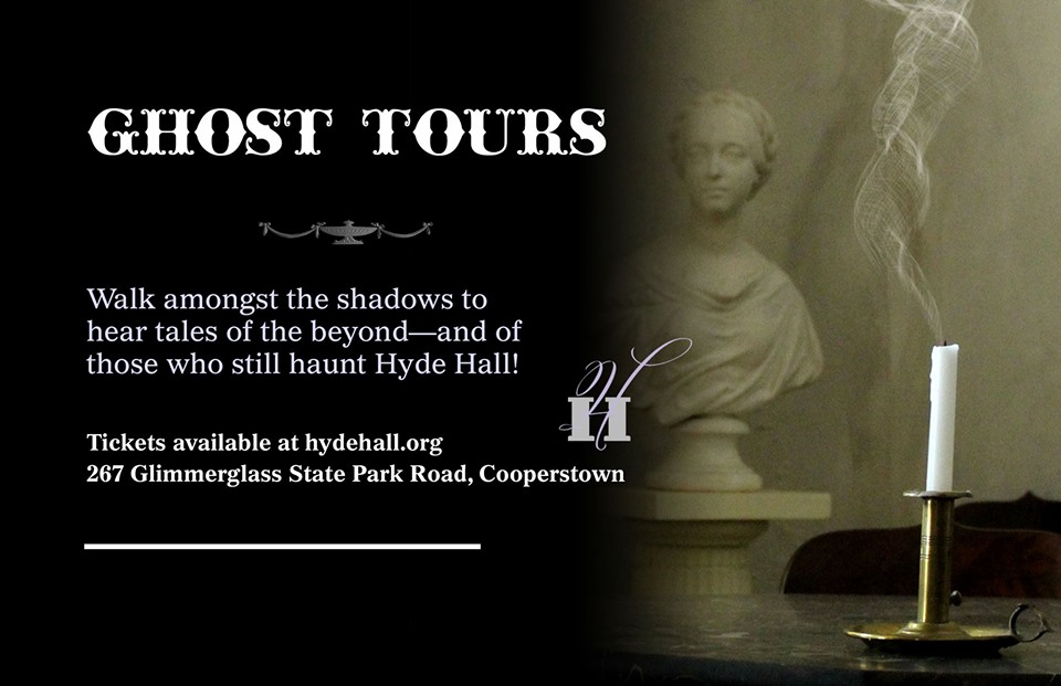 Ghost Tours at Hyde Hall