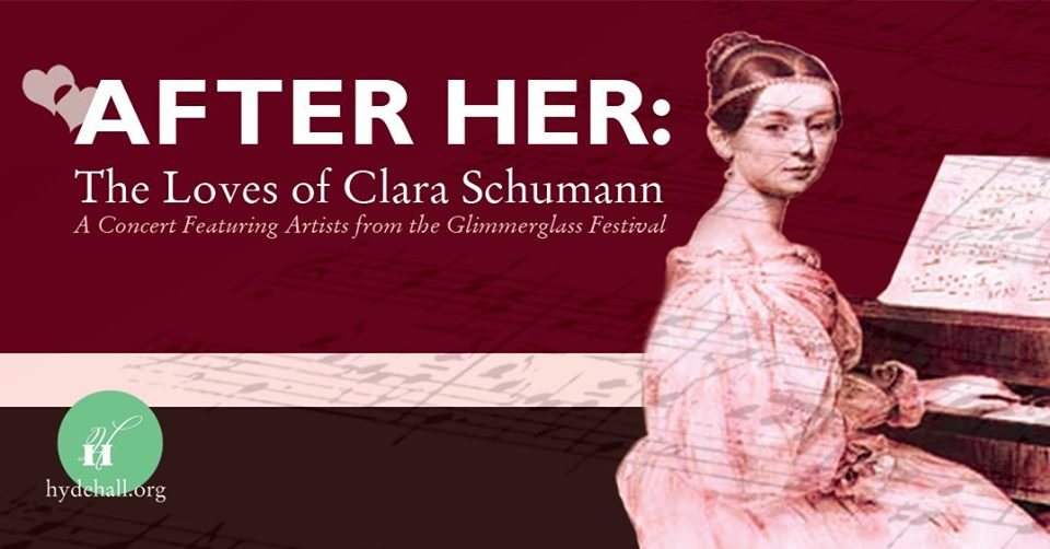 After Her: The Loves of Clara Schumann