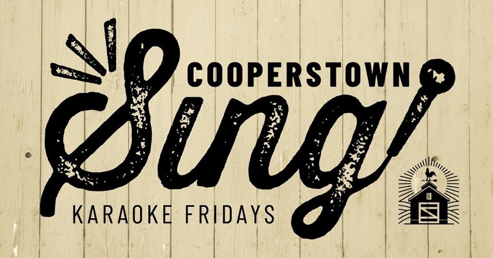 Cooperstown Sing! Karaoke