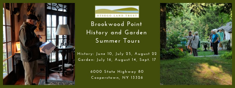 Brookwood Point Summer Tours
