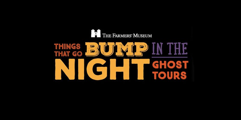 Things That Go Bump In The Night Ghost Tours