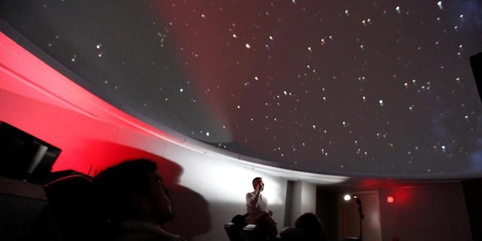 SUNY Oneonta Planetarium Public Night