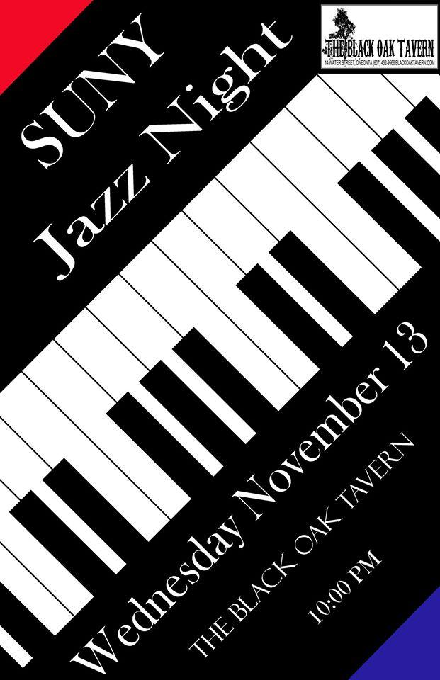 SUNY Jazz Night