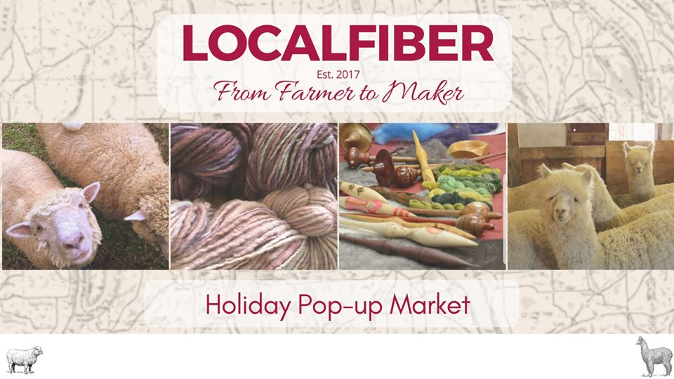 LocalFiber Pop-up - Hulse Hill Farm, Fly Creek NY