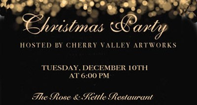 Artworks Christmas Party at the R&K