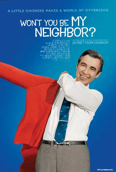Cabin Fever Film Series: Won't You Be My Neighbor?