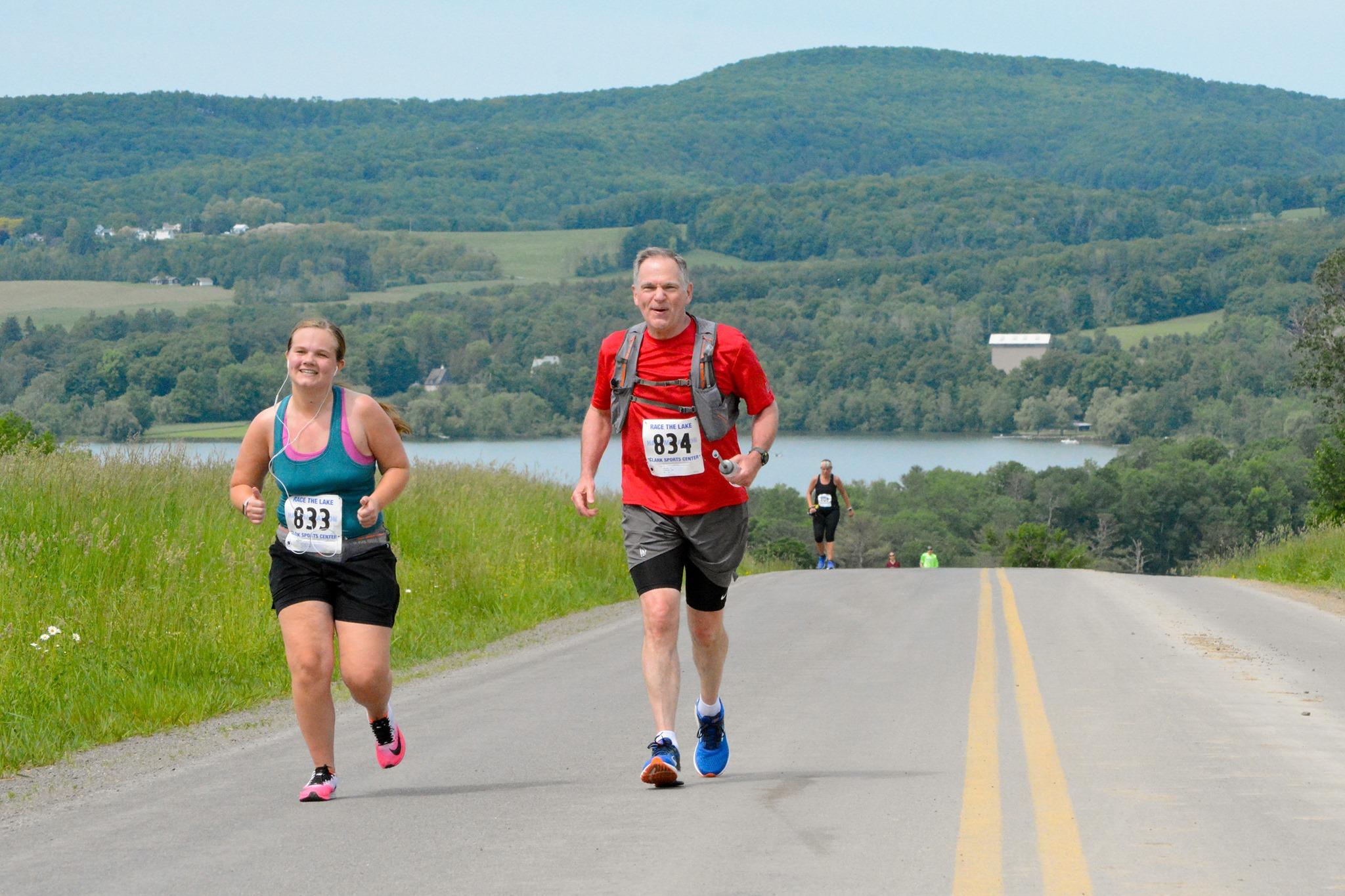 2020 Race The Lake Marathon, Half Marathon & 5K