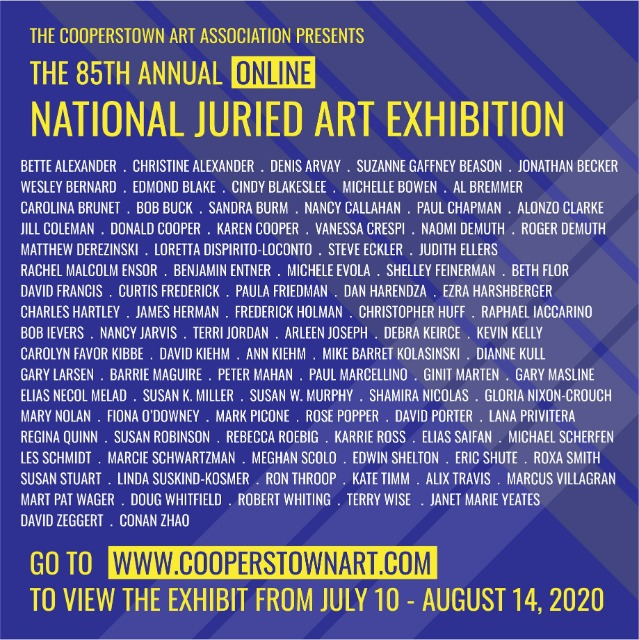 85th Annual National Juried Art Exhibition